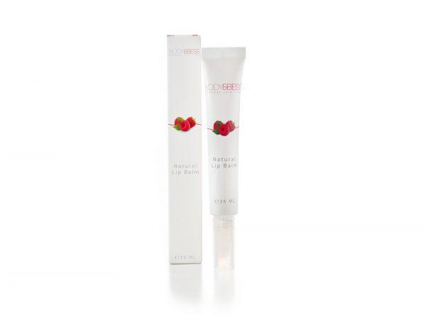 Natural Lip Balm 25 ml Body & Bess